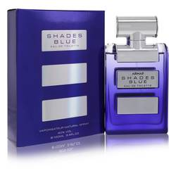 Armaf Shades Blue by Armaf – Eau De Toilette Spray 3.4 oz (100 ml) for Men