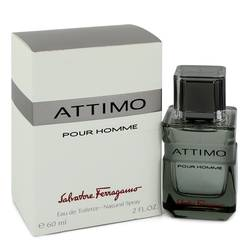 Attimo by Salvatore Ferragamo – Eau De Toilette Spray 60 ml for Men