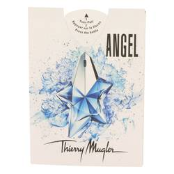 Angel Sample by Thierry Mugler, .01 oz Mini EDP Flat Spray for Women