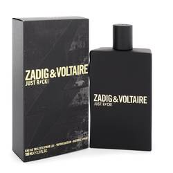 Just Rock by Zadig & Voltaire – Eau De Toilette Spray 3.4 oz (100 ml) for Men