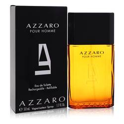 Azzaro by Azzaro – Eau De Toilette Spray 1.7 oz (50 ml) for Men