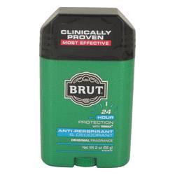 Brut Deodorant by Faberge, 60 ml 24 hour Deodorant Stick / Anti-Perspirant for Men