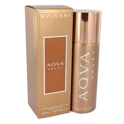 Bvlgari Aqua Amara Cologne by Bvlgari, 5 oz Body Spray for Men