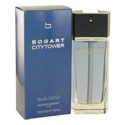 Bogart City Tower Cologne by Jacques Bogart, 3.3 oz Eau De Toilette Spray for Men