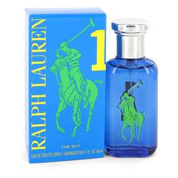 Big Pony Blue by Ralph Lauren