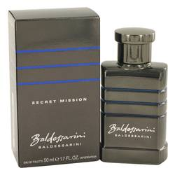 Baldessarini Secret Mission Cologne by Baldessarini, 1.7 oz EDT Spray for Men