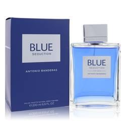 Blue Seduction Cologne by Antonio Banderas, 6.7 oz Eau De Toilette Spray for Men