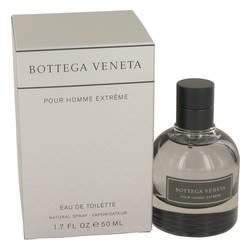Bottega Veneta Pour Homme Extreme Cologne by Bottega Veneta, 1.7 oz Eau De Toilette Spray for Men