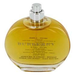 Burberry Perfume by Burberry, 100 ml Eau De Parfum Spray (Tester) for Women