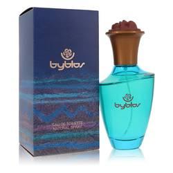 Byblos Perfume by Byblos, 3.4 oz Eau De Toilette Spray for Women