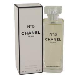 Chanel No. 5 Perfume by Chanel, 5 oz EDP Premiere Spray for Women