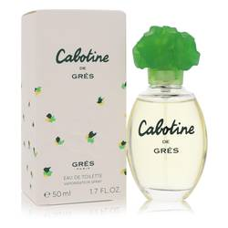 Cabotine Perfume by Parfums Gres, 1.7 oz Eau De Toilette Spray for Women