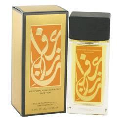 Calligraphy Saffron by Aramis