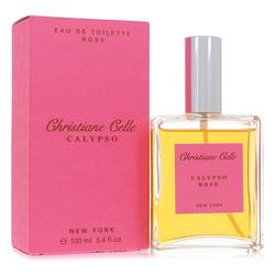 Calypso Rose Perfume by Calypso Christiane Celle, 3.4 oz Eau De Toilette Spray for Women