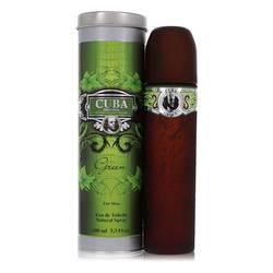 Cuba Green Cologne by Fragluxe, 3.4 oz Eau De Toilette Spray for Men