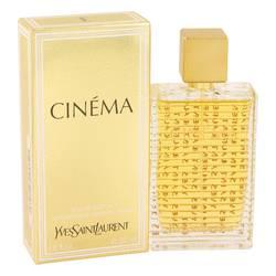 Cinema Perfume by Yves Saint Laurent, 1.6 oz Eau De Parfum Spray for Women