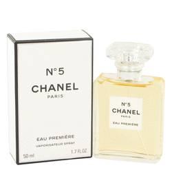 Chanel No. 5 Perfume by Chanel, 1.7 oz EDP Premiere Spray for Women