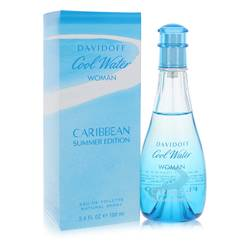 Cool Water Caribbean Summer by Davidoff