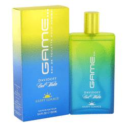 Cool Water Game Happy Summer by Davidoff