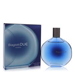 Due Cologne by Laura Biagiotti, 3 oz Eau De Toilette Spray for Men