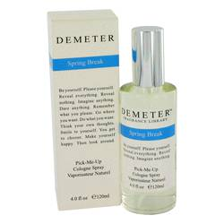 Demeter Spring Break Perfume by Demeter, 4 oz Cologne Spray for Women