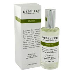 Demeter Chai Tea Perfume by Demeter, 4 oz Cologne Spray for Women