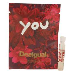 Desigual You Sample by Desigual, .05 oz Vial (sample) for Women