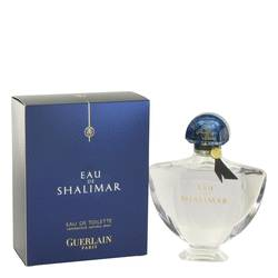 Eau De Shalimar Perfume by Guerlain, 3 oz EDT Spray (New Packaging) for Women