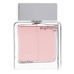Euphoria Cologne by Calvin Klein, 3.4 oz EDT Spray (Tester) for Men