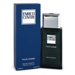 Enrico Coveri Cologne by Enrico Coveri, 100 ml Eau De Toilette Spray for Men