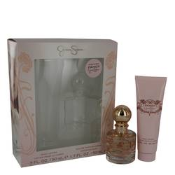 Fancy Gift Set by Jessica Simpson Gift Set for Women Includes 1.7 oz Eau De Parfum Spray + 3 oz Body Lotion
