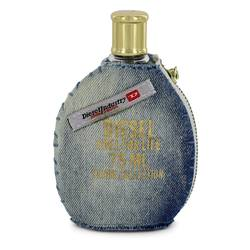 Fuel For Life Denim Perfume by Diesel, 2.5 oz Eau De Toilette Spray (Tester) for Women
