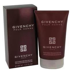 Givenchy (purple Box) After Shave Balm by Givenchy, 3.4 oz After Shave Balm for Men Cologne