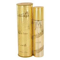 Gold Sugar Perfume by Aquolina, 50 ml Eau De Toilette Spray for Women