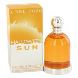 Halloween Sun by Jesus Del Pozo