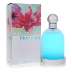 Halloween Blue Drop by Jesus Del Pozo