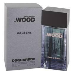 He Wood Cologne by Dsquared2, 151 ml Eau De Cologne Spray for Men