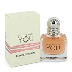 In Love With You by Giorgio Armani – Eau De Parfum Spray 1.0 oz (30 ml) for Women