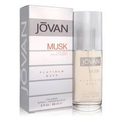 Jovan Platinum Musk by Jovan