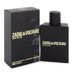 Just Rock by Zadig & Voltaire – Eau De Toilette Spray 1.7 oz (50 ml) for Men