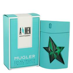Angel Kryptomint by Thierry Mugler – Eau De Toilette Spray 3.4 oz (100 ml) for Men