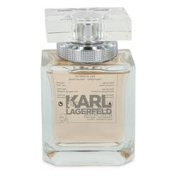 Karl Lagerfeld Perfume by Karl Lagerfeld, 2.8 oz Eau De Parfum Spray (Tester) for Women