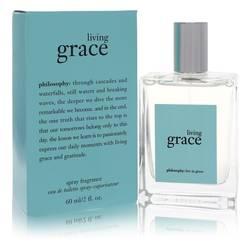 Living Grace Perfume by Philosophy, 2 oz Eua De Toilette Spray for Women