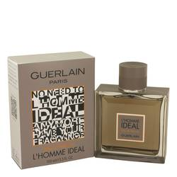 L'homme Ideal Cologne by Guerlain, 3.3 oz EDP Spray for Men