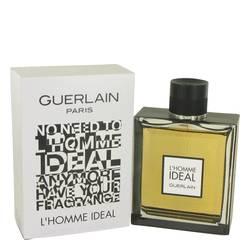 L'homme Ideal Cologne by Guerlain, 5 oz EDT Spray for Men
