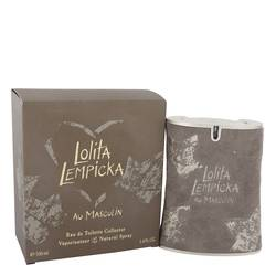 Lolita Lempicka Cologne by Lolita Lempicka, 3.4 oz Eau De Toilette Spray Collector Edition for Men