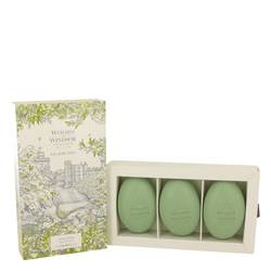 Lily Of The Valley (woods Of Windsor) Soap by Woods of Windsor, 2.1 oz Three 2.1 oz Luxury Soaps for Women