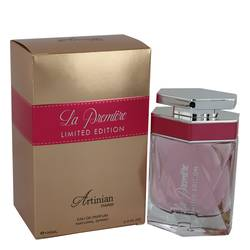 La Premiere Perfume by Artinian Paris, 3.4 oz Eau De Parfum Spray (Limited Edition) for Women