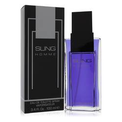 Alfred Sung by Alfred Sung – Eau De Toilette Spray 3.4 oz (100 ml) for Men