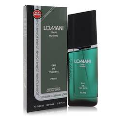 Lomani Cologne by Lomani, 100 ml Eau De Toilette Spray for Men
